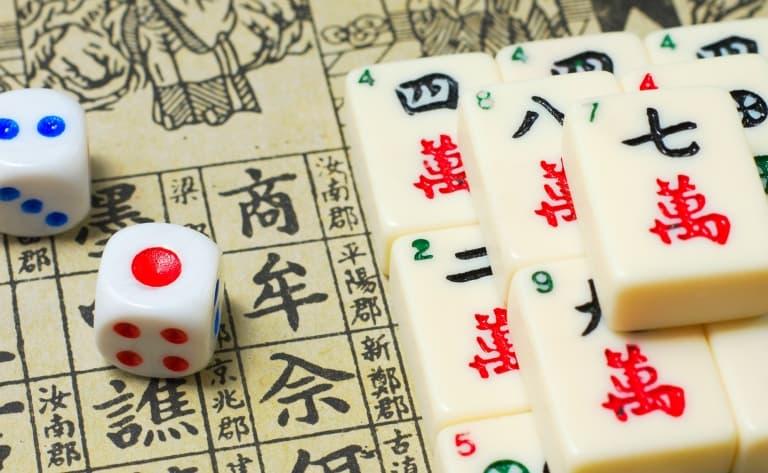 Cours de Mahjong à Pingyao