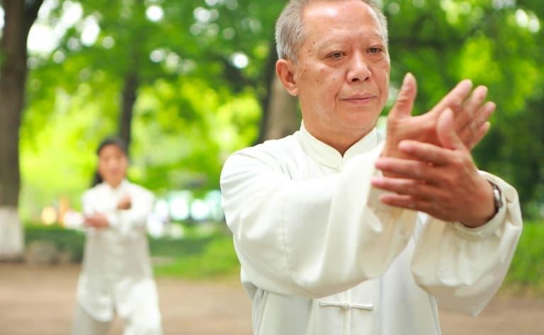 Initiation au Tai Chi avec un professeur